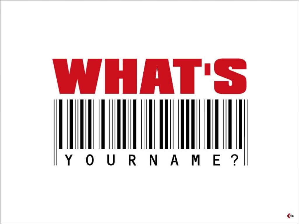 Whats-your-Name