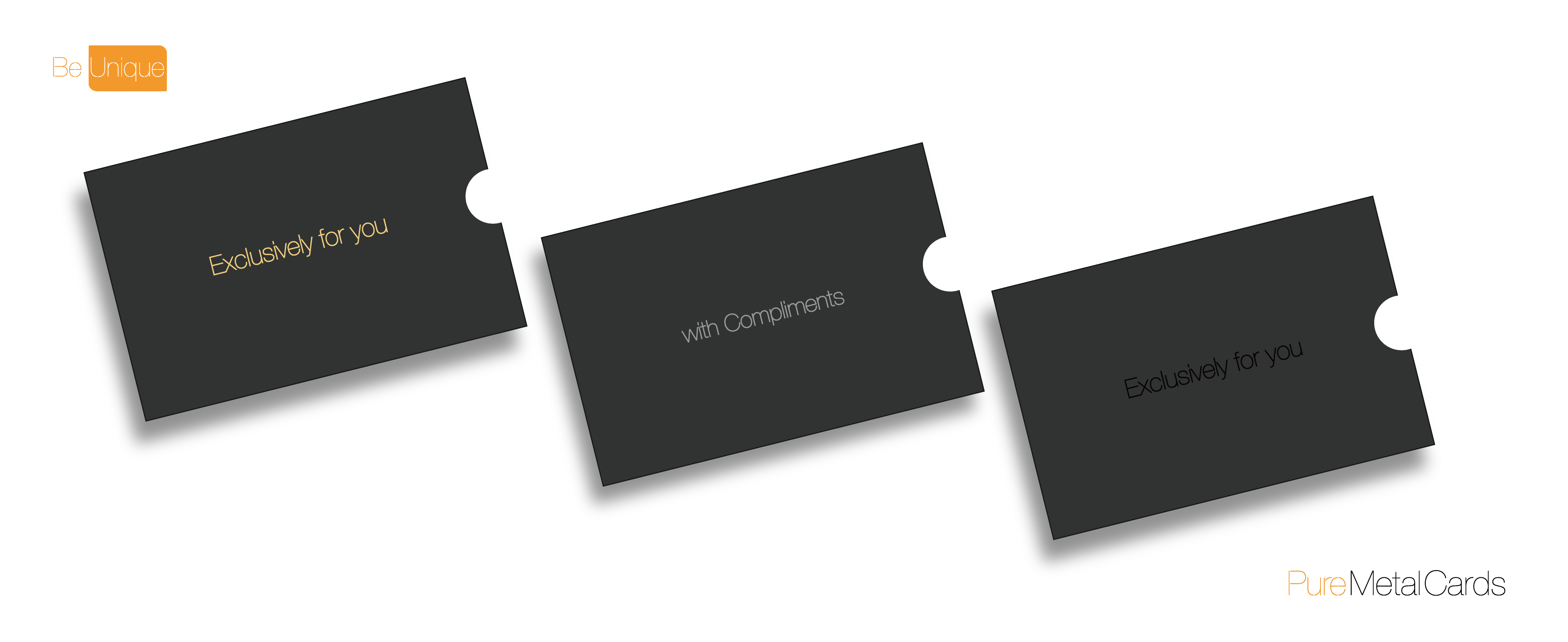 Compliment your metal card with luxury card sleeves colourmoves Gallery