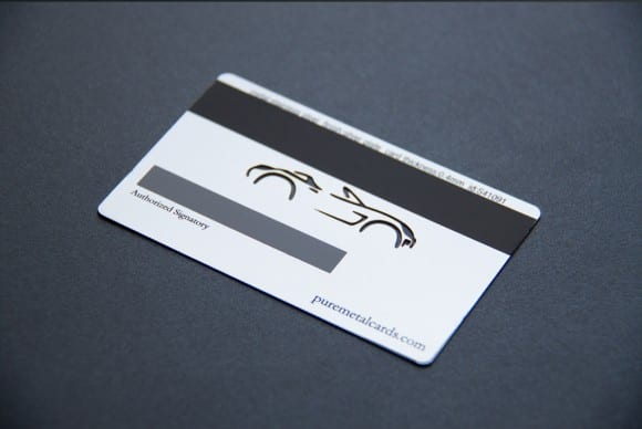 Silver plated metal business cards silver plated stainless steel cards prev colourmoves