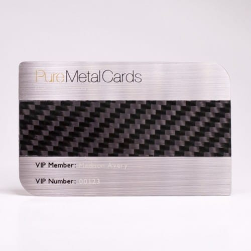 Carbon Fiber Cards Archives | PURE METAL CARDS
