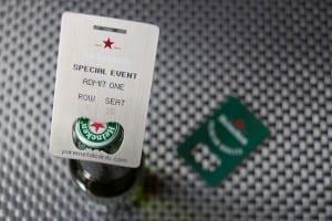 Metal Bottle Opener Business Card