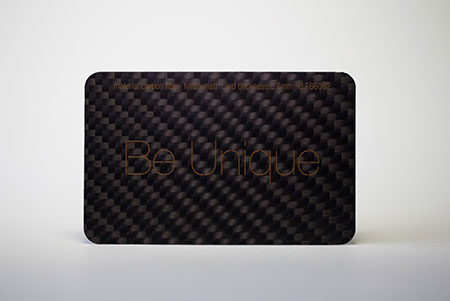 Carbon Fiber Cards
