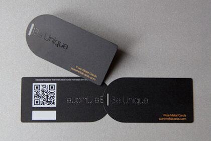 Custom Shaped Cards