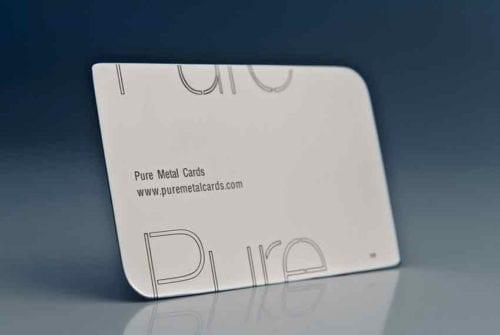 Precious Silver Cards