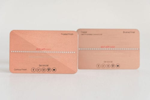 Copper Card