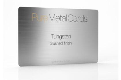 Tungsten Cards