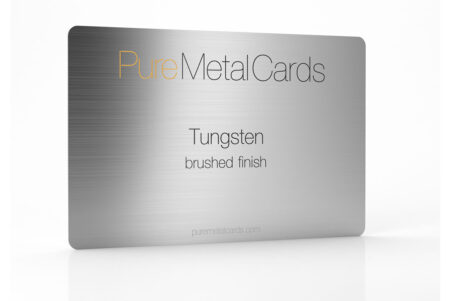 Tungsten Cards