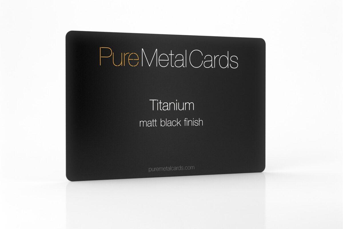 Titanium Cards